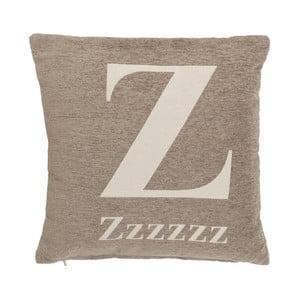 Poduszka Zzzz Natural, 45x45 cm