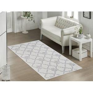 Beżowy wytrzymały dywan Vitaus Scarlett, 60x90 cm