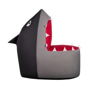 Worek do siedzenia dla dzieci Sit and Chill Shark