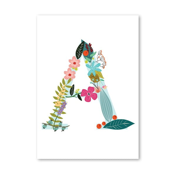 Plakat (projekt: Mia Charro) - A