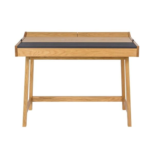 Biurko z drewna dębowego Woodman Brompton