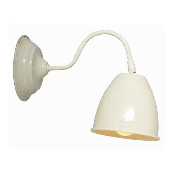 Lampa ścienna Listera White