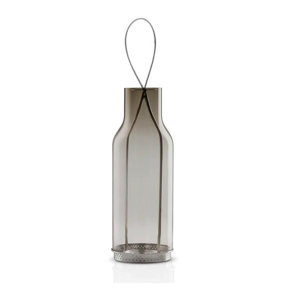 Lampion szklany Eva Solo, szary