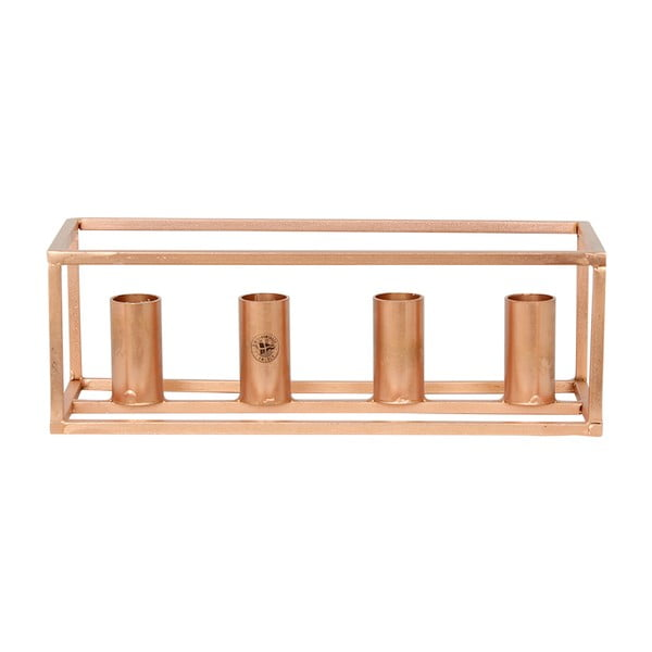 Świecznika adwentowy Copper