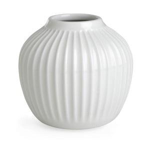 Biały mały wazon Kähler Design Hammershoi