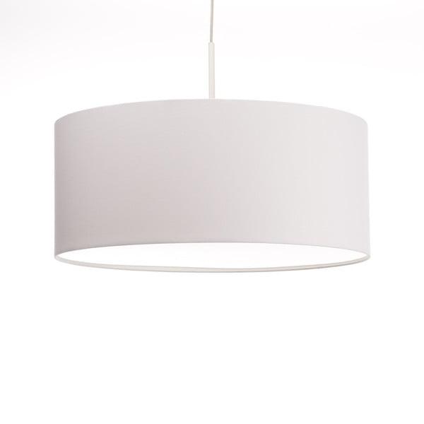 Biała lampa wisząca 4room Artist, zmienna długość, Ø 60 cm