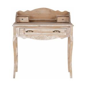 Toaletka z drewna sosnowego Støraa Dior