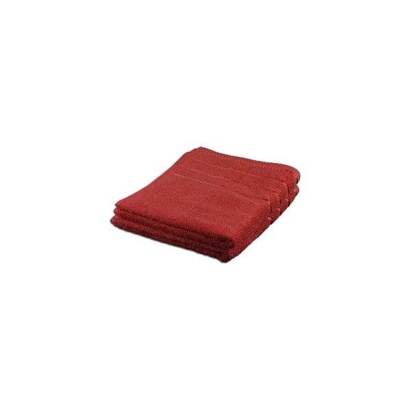 Ręcznik Berlin Maroon, 50x100 cm
