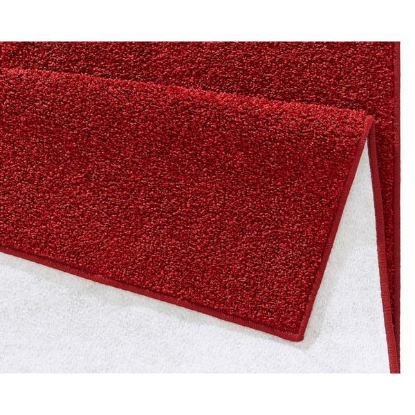 Czerwony dywan Hanse Home Pure, 160x240cm