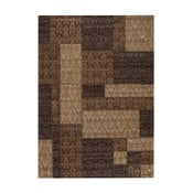 Dywan Patchwork 8 Brown, 75x150 cm