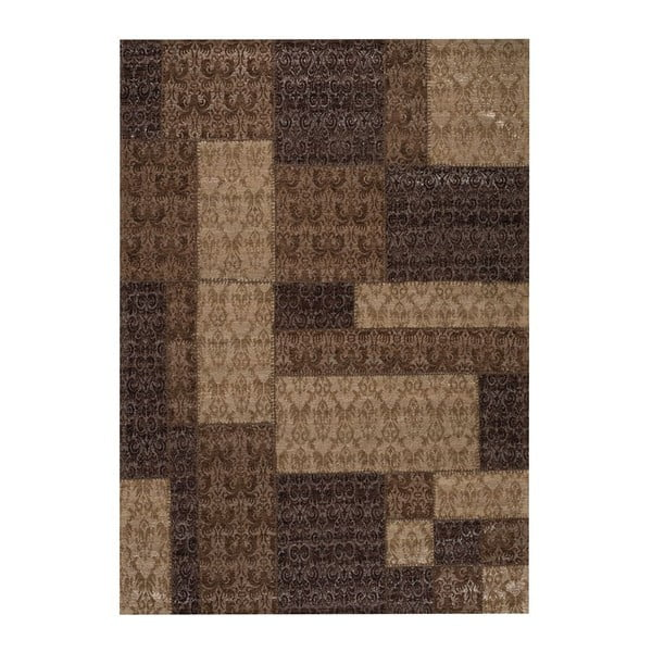 Dywan Patchwork 8 Brown, 140x200 cm