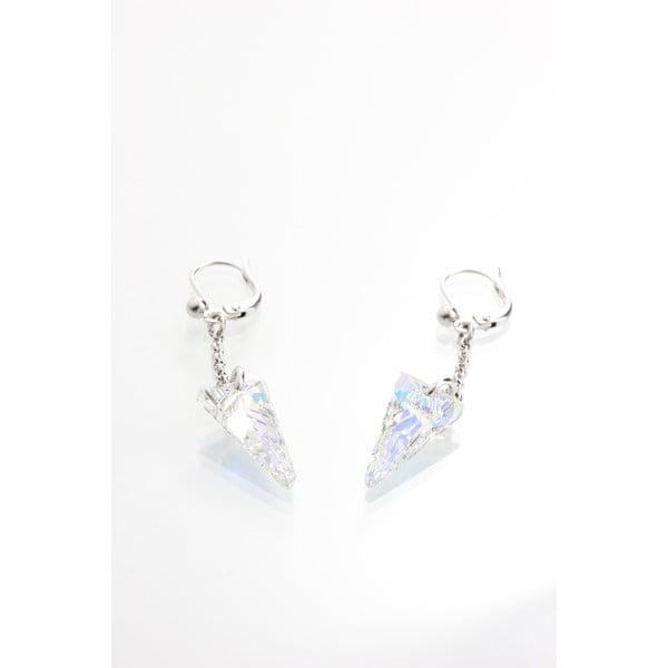 Kolczyki z kryształami Swarovskiego Yasmine Crystal Multi