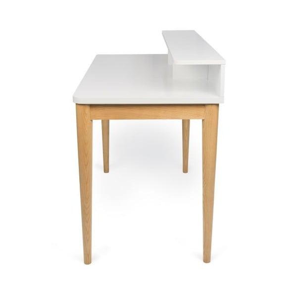 Białe biurko TemaHome Xira