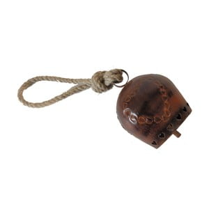 Dzwonek metalowy Antic Line Bell Antique