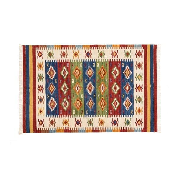 Dywan ręcznie tkany Kilim Dalush 108, 120x70 cm