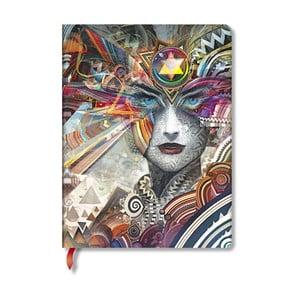 Notes w twardej oprawie Paperblanks Revolution, 18x23cm
