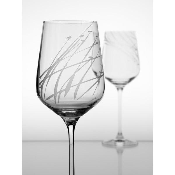 Zestaw 2 kieliszków do białego wina Sitowie
