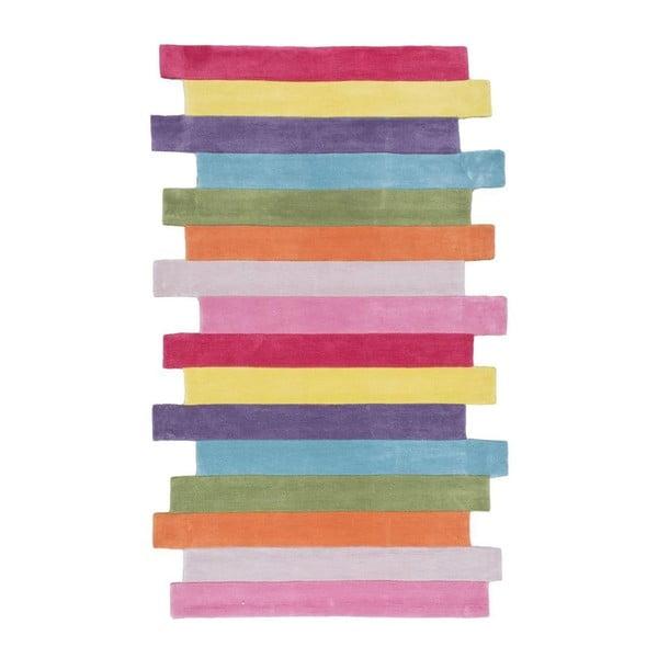 Dywan tuftowany ręcznie nuLOOM Pantone Multi, 122x183 cm