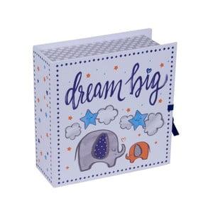 Pudełko na souveniry Tri-Coastal z przegródkami