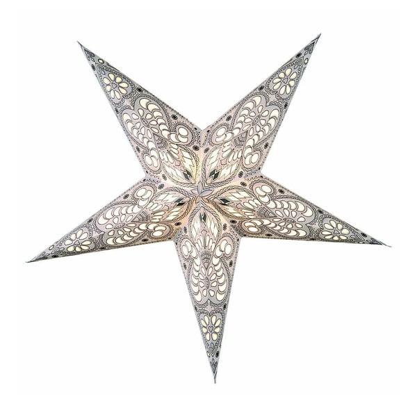Gwiazda dekoracyjna Five Snow, 60 cm