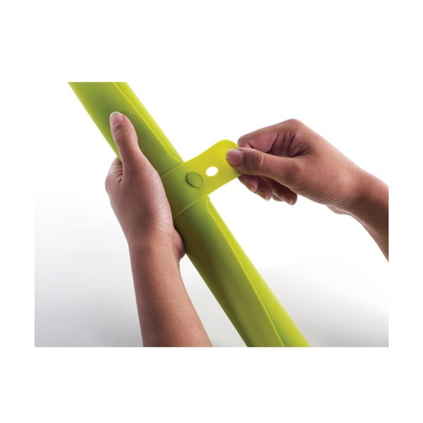Zielona silikonowa podkładka Joseph Joseph Roll up