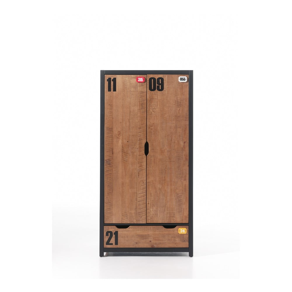 2-drzwiowa szafa Vipack Alex