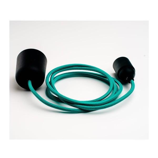 Kolorowy kabel Loft, turkus