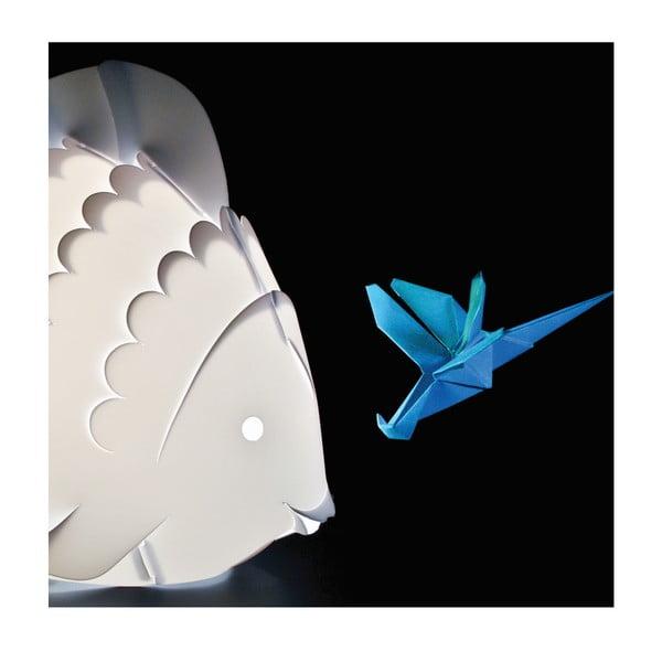 Lampa stołowa Ryba Pluf