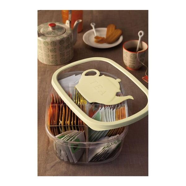 Pudełko na torebki herbaty, 3l