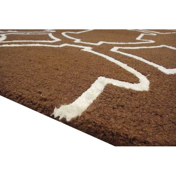 Dywan Gemo Choco Ivory, 153x244 cm
