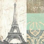 Obraz Paris Tapestry, 55x55 cm