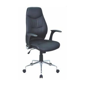 Czarny fotel biurowy 13Casa Lawyer A11