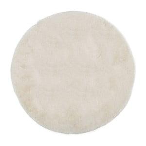 Kremowy dywanik łazienkowy Confetti Miami, 100 cm