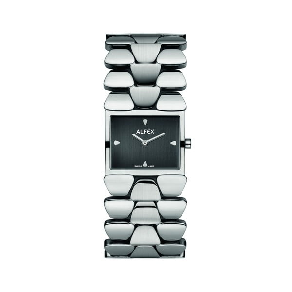 Zegarek damski Alfex 56332 Metallic/Metallic