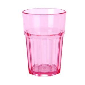 Plastikowa szklanka New Pink