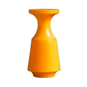 Młynek do przypraw Kiki Orange, 17.1 cm