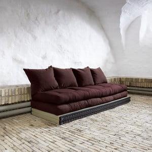 Sofa wielofunkcyjna Karup Chico Brown