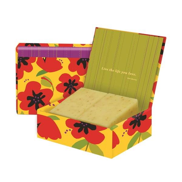 Komplet prezentowy 2 mydeł Posie z kolekcji Bright