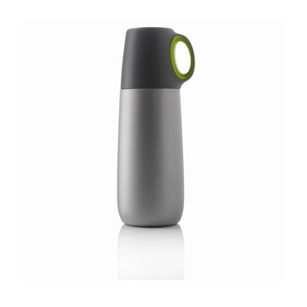 Termos z kubkiem Bopp XD Design, zielony