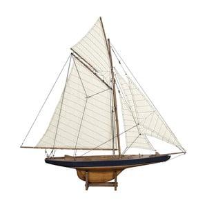 Model żaglowca Colombia 1901