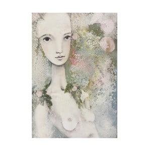 Autorski plakat Lény Brauner Późna wiosna, 43x60 cm