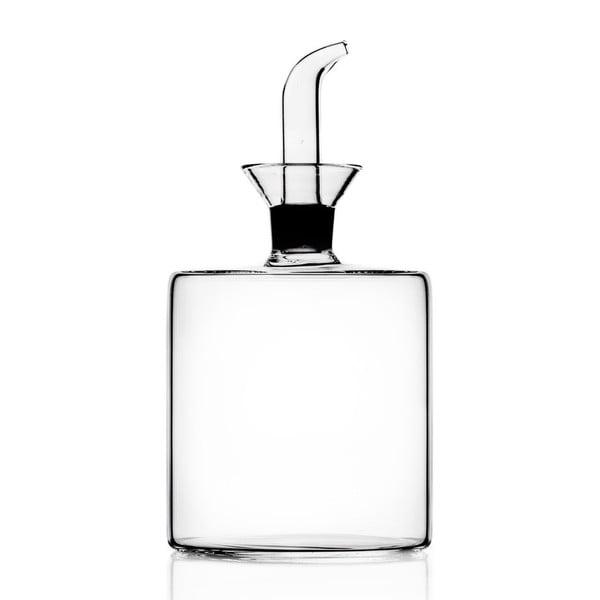 Szklana butelka na olej Cilindro