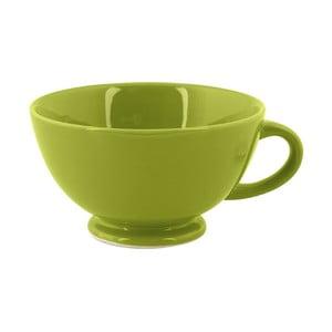 Kubek Jumbo Cappuccino, limetkowy