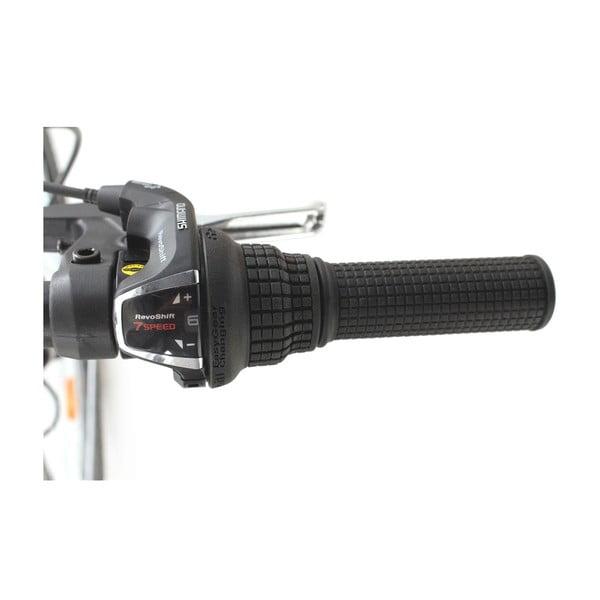 """Męski rower City Bike CLX Black, 28"""", wysokość ramy 53 cm"""