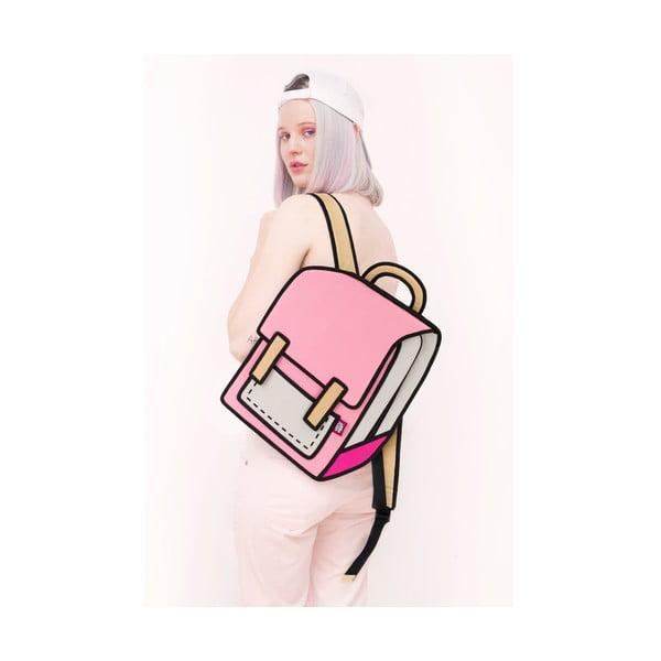 Plecak komiksowy Spaceman Pink