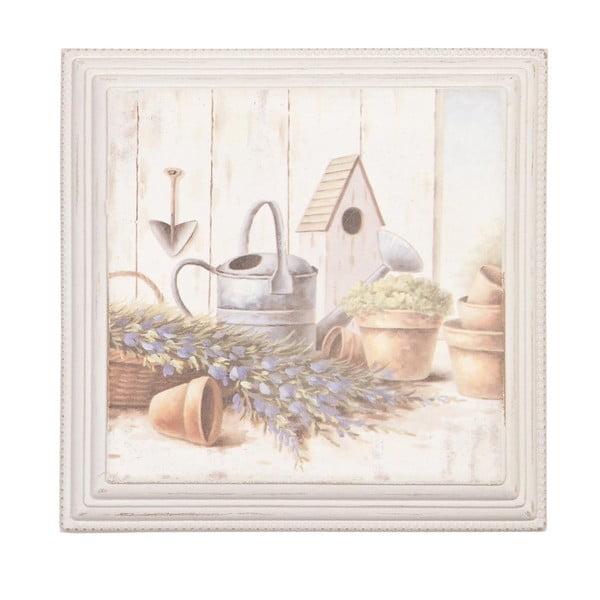 Obrazek Pinky Garden 31x31 cm
