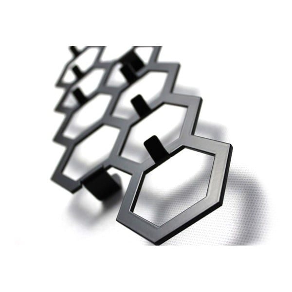 Wieszak na klucze Heksagon