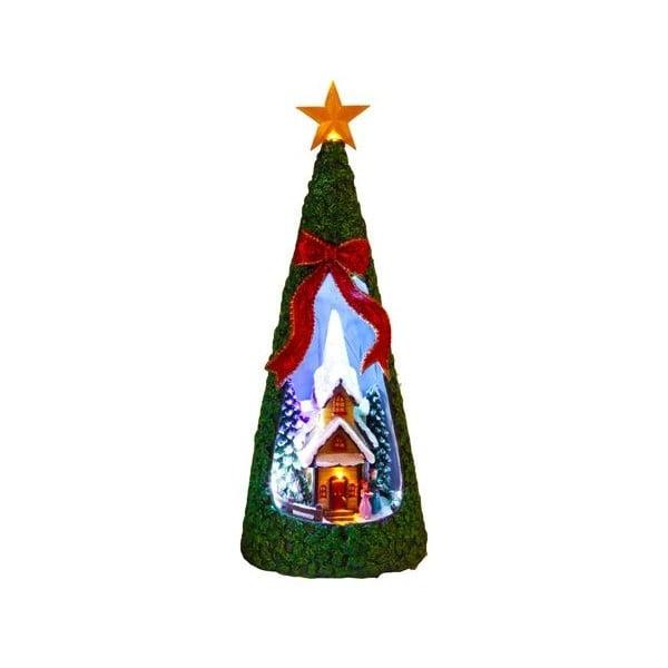 Świecąca dekoracja Star Tree