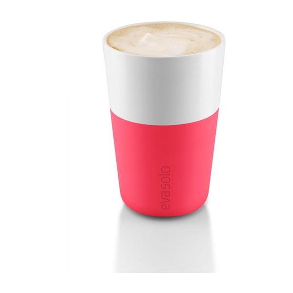 Wysoki kubek Eva Solo Café Latté Flashy, 360 ml, 2szt.
