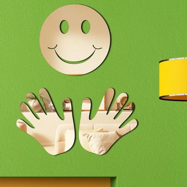 Lustro dekoracyjne Uśmiech